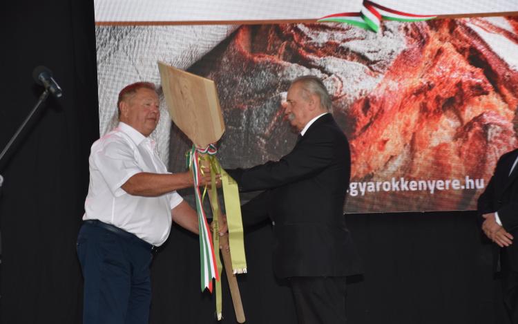 A Magyarok Kenyere – 15 millió búzaszem